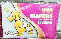 Hush Pet Pet Diaper, Medium