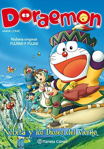 Doraemon y los dioses del viento (Manga Kodomo, Band 243)