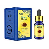 Blue Nectar Kumkumadi Ayurvedic Radiance Glow Night Serum - 10Ml