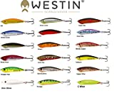 Westin Maxi Goby Meerforellenwobbler 18g 7cm, Angelköder für Meerforelle, Wobbler zum Spinnfischen an der Ostsee, Nordsee, Dänemark & Norwegen, Forellenköder, Forellenwobbler