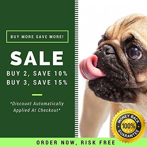 OmegaPet Hund Ohrreiniger, 100% Wirkung in 2-3 Tagen bei Juckreiz, Geruch, Ausfluss, Hunde- und Katzenohren, saubere alkoholfreie Pflege und Hygiene Ohrenreiniger gegen Hefepilze, Milben, Ohrenschmalz und Entzündungen - 5