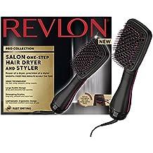 Secador de pelo y plancha, Revlon Pro Collection, de peluquería, en un pasoRVDR5212