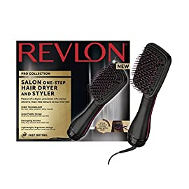 rvdr5212 - 51i5HALb0wL - REVLON Pro Collection Salon One Step Hair Dryer and Styler