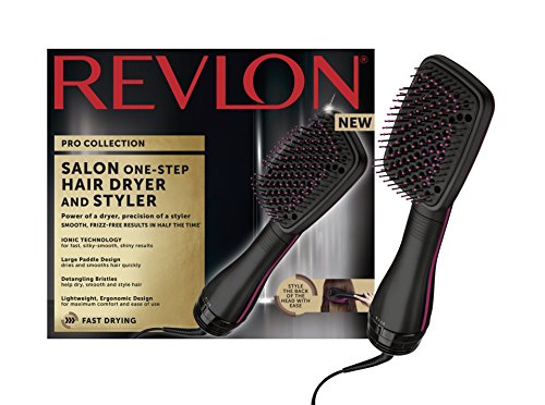 rvdr5212 - 51i5HALb0wL - REVLON Pro RVDR5212 Collection Salon One-Step Hair Dryer and Styler