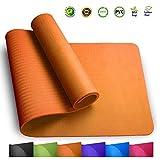 Die besten Dickes Yoga-Matten - Sosila Yogamatte, TPE, ECO Gymnastik Matte, Rutschfest, umweltfreundlich Bewertungen