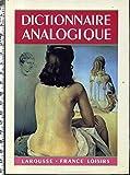 Dictionnaire analogique.