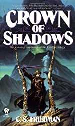 Crown of Shadows (The Coldfire Trilogy, Book 3) by Friedman, C.S. (1996) Mass Market Paperback