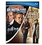 Donnie Brasco & Arlington Road [Blu-ray]