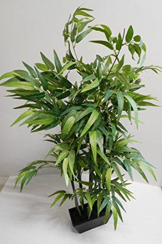 Bambus Gras Kunstpflanze Raumteiler Dekopflanze