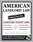 American Landlord Law: Everything U Need to Know About Landlord-Tenant Laws (American Real Estate) by Trevor Rhodes (2008-09-11)