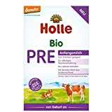 Holle Bio PRE-Anfangsmilch 400 g (1 x 400g)