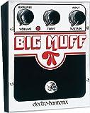 Electro Harmonix Big Muff Pi Pédale pour Guitare électrique Argent