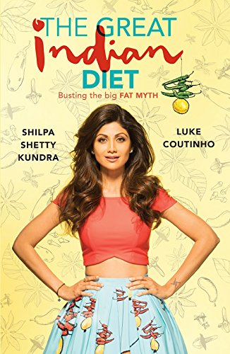 Image result for The Great Indian Diet: Busting the Big FAT MYTH