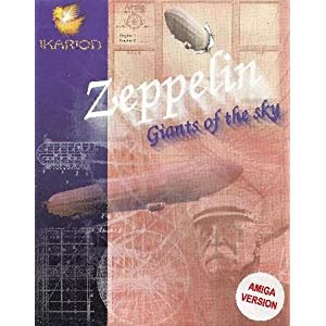 ZEPPELIN – Giants of the Sky [Commodore AMIGA]