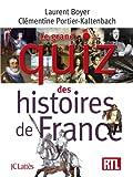 Le grand quiz des histoires de France