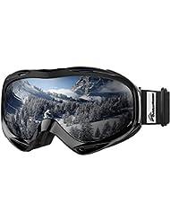 snowboard goggles canada s8hw  OutdoorMaster OTG Ski Goggles