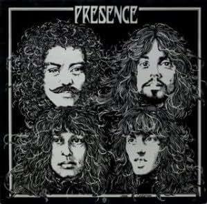 Presence Album 33trs 1er Groupe Daniel Balavoine Tres Rare Moins De 250 Vendus