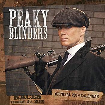 Peaky Blinders Official 2019 Calendar - Square Wall Calendar Format