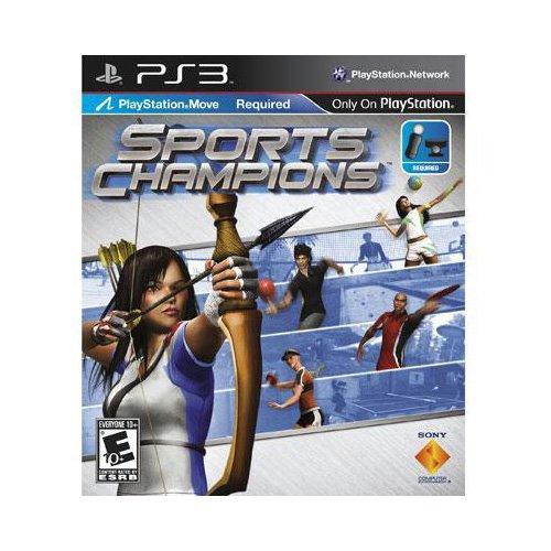 Sony Playstation Sports Champions Sportspiel, Komplettprodukt für 1 Benutzer Playstation 3