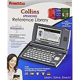 Franklin DMQ 2,110 Collins Parlant Bibliothèque de référence (y compris 5 Language Translator)