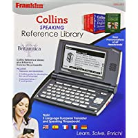Franklin DMQ-2110 Collins Speaking Reference Library