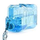 balvi-H2OWasserflascheausPet-Kunststoff,mitEinemFassungsvermögenvon5,5l.