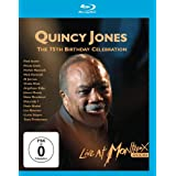 Quincy Jones - The 75th Birthday Celebration/Live at Montreux 2008