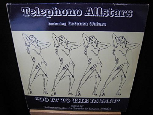 Do It To The Music - Telephono Allstars 2X12'