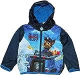 Nickelodeon Jungen Regenjacke Paw Patrol Ruff Rescue