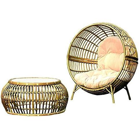 Imitación bambú - rota mimbre de silla de salón / sillone reclinable set / chaise longue suite / silla plegable / sillone conjunto / reclinado de silla / silla de mentira / laicos la silla / mentira de silla / asiento / silla de calesa / plazas / silla / mesa de centro / mesa de té / tabla de té / mesa auxiliar / tabla de extremo