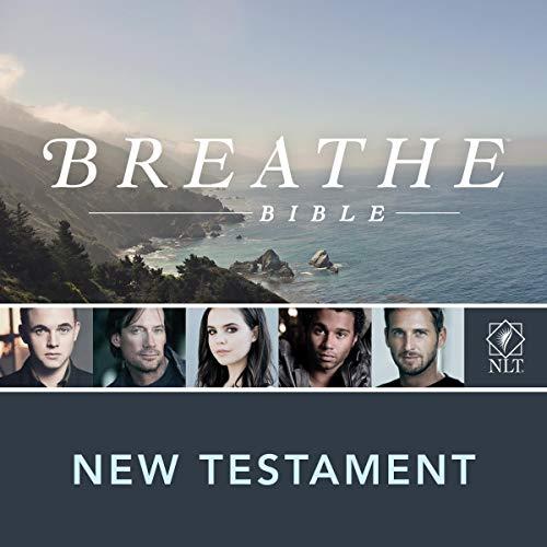 Breathe Bible New Testament NLT (Audio Bible-nlt)