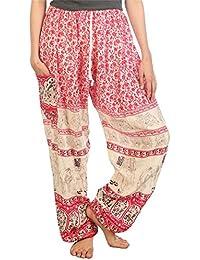 c505a8b4d22f Suchergebnis auf Amazon.de für  Elefanten - Pink   Hosen   Damen ...