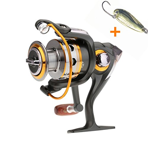 BNT Boot Rock Spinning Angelrolle 11BB 5,2: 1 Metall Karpfen Angeln Rad Spinning Reel 1000 2000 3000 4000 5000 6000 7000 Series