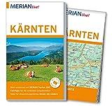 MERIAN live! Reiseführer Kärnten: Mit Extra-Karte zum Herausnehmen - Christian Eder