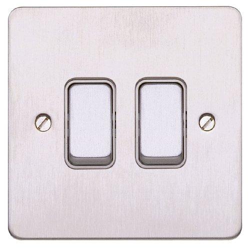 MK Edge k14372bssw 20Objektbereich eine Single Pole 2-Wege-Schalter -