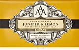 Aromas Artisanales De Antigua Aromatherapy Juniper and Lemon Soap 200g