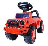 #6: Toyhouse Wrangler Push Car, Red