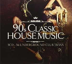 90s classic house artisti vari musica for Classic underground house music 90s