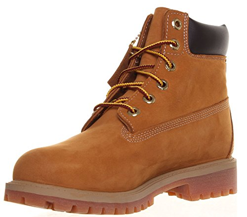 Genuine Original Classic Timberland Womens 6 inch Premium Wheat Youth Junior  5 UK   38 EU  Wheat