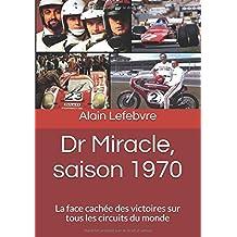Dr Miracle, saison 1970: La face cachée des victoires sur tous les circuits du monde