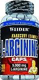 Weider - L-Arginine Caps, 200 Kapseln (276 g)