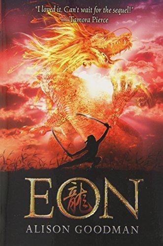 Portada del libro Eon by Alison Goodman (2010-08-31)