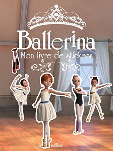 Ballerina - Mon livre de stickers