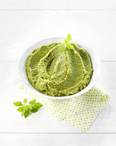 Purée de brocolis nature - 1 kg - Surgelé