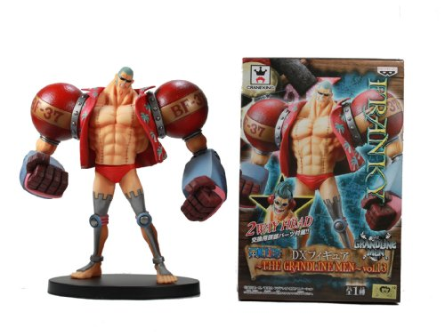 One Piece DX Figure ~ GRANDLINE MEN ~ Vol.13 Frankie (japan import)