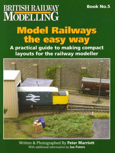 Model Railways the Easy Way (British Railway Modelling) por Peter Marriott