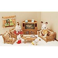 Sylvanian Families - 5339 - Set de salón de hogar