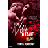 Too Wilde to Tame (Wilde Security)