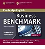 [(Business Benchmark Upper Intermediate Business Vantage Class Audio CDs (2))] [Author: Guy Brook-Hart] published on (August, 2013)