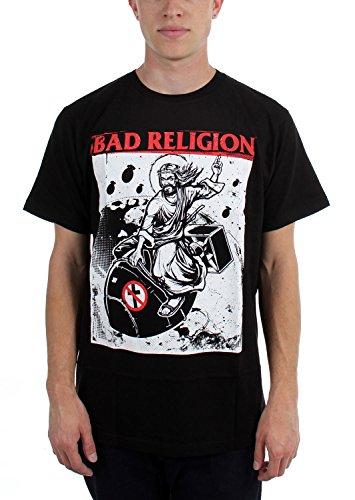 Bad Religion - Top - Uomo nero Medium